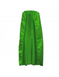 Groene cape voor volwassenen