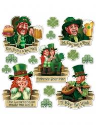 Kartonnen St. Patrick