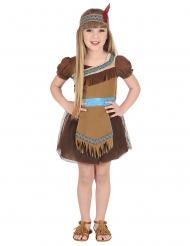 Elegant indianen kostuum voor meisjes