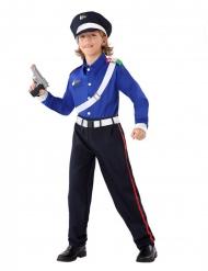 Carabinieri politie kostuum voor jongens