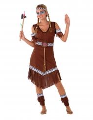 Tiener indianen kostuum voor meiden