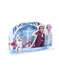 Frozen 2™ pop-up taartdecoratie set 15 x 8,5 cm