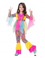 Tule hippie kostuum voor meisjes