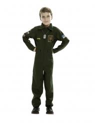 Straaljager piloten kostuum voor kinderen