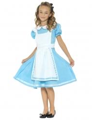 Prinses in wonderland kostuum voor meisjes