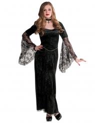 Gothic vampier kostuum voor tieners