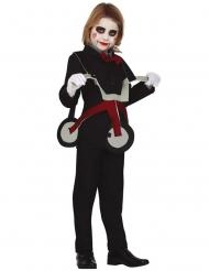 Pop op driewieler kostuum voor kinderen