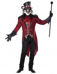 Kwaadaardige dierentemmer kostuum voor volwassenen