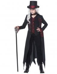 Gothische vampier mantel voor meisjes
