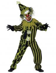 Snotterige clown kostuum voor kinderen