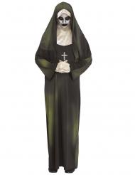 Bezeten non kostuum voor volwassenen