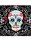 20 Dia de los Muertos schedel servetten