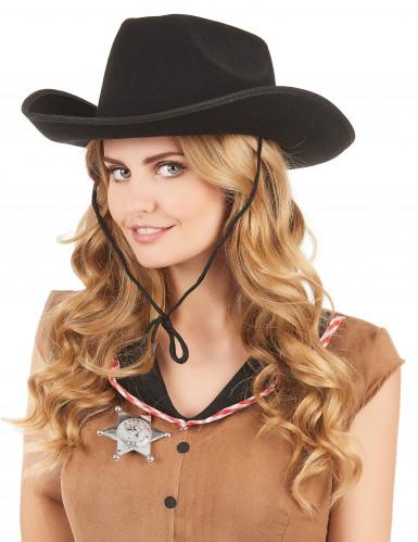 Cowboyhoed voor volwassenen-1