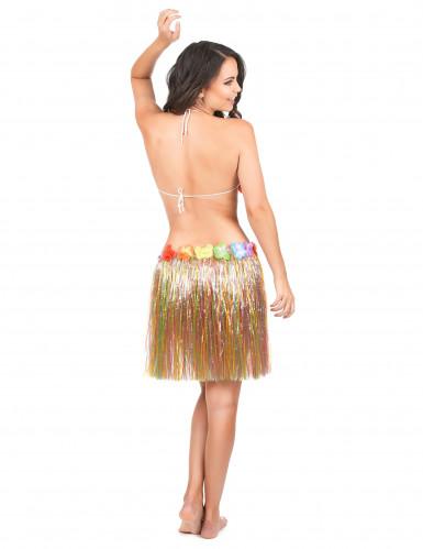 Hawaiiaanse rok voor volwassenen -2
