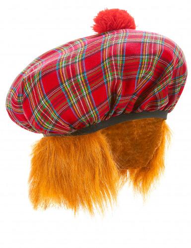 Schotse baret voor volwassenen