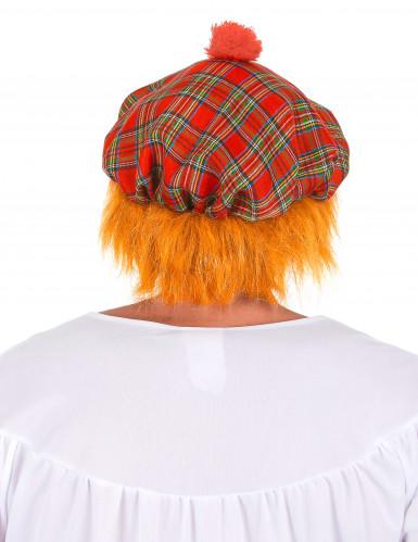 Schotse baret voor volwassenen-2