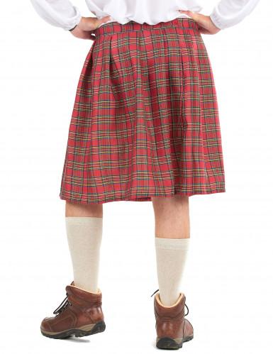 Lange Schotse kilt voor volwassenen-1