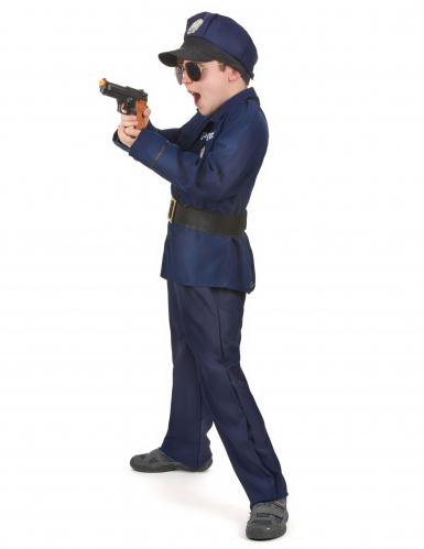 Luxueus politie-uniform voor jongens-1