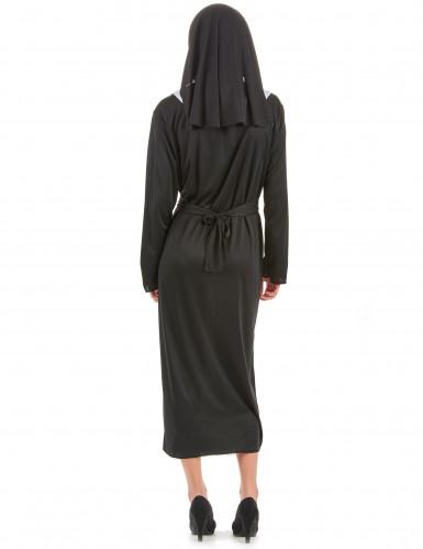 Religieuze nonnen outfit voor dames-2