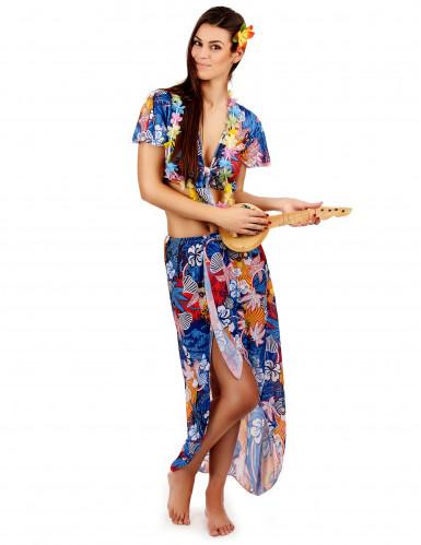 Hawaiiaanse pak voor dames