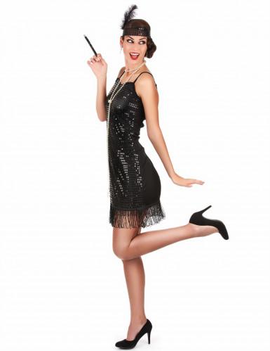 Charleston jaren 20 kostuum voor vrouwen-1