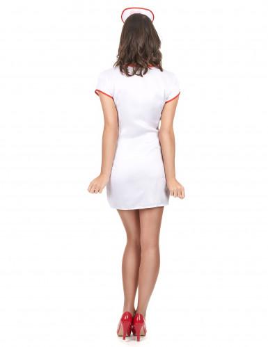 Sexy verpleegster pak voor vrouwen-2