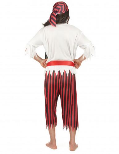 Piraten bandiet kostuum voor mannen-2