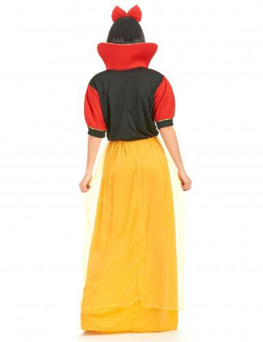 Sneeuwwitje jurk voor vrouwen -2