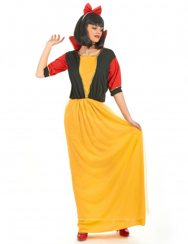 Sneeuwwitje jurk voor vrouwen -1