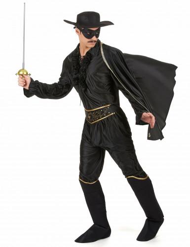 Musketier kostuum voor mannen-1