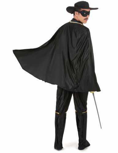 Historisch musketier kostuum voor heren-2