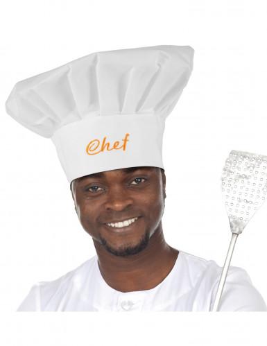 Chef koksmuts voor volwassenen