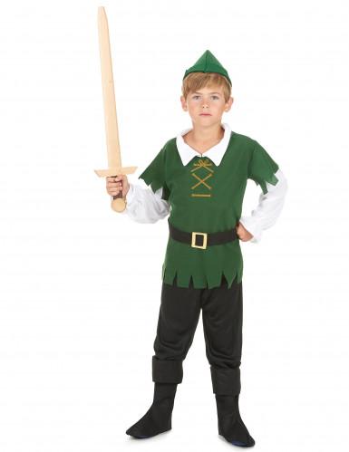 Woud kostuum voor jongens