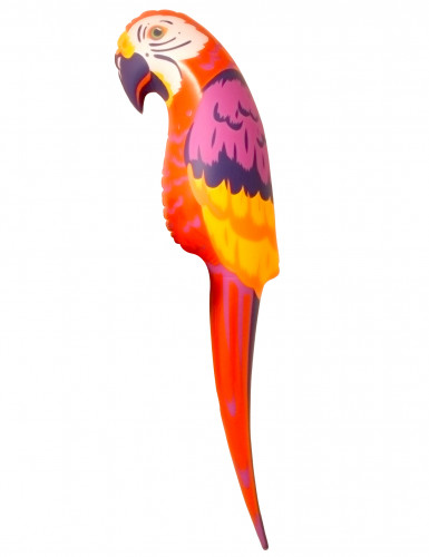 Opblaasbare exotische papegaai