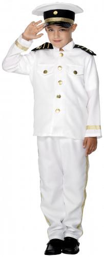Kostuum van een luchtcommandant voor jongens