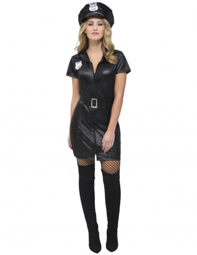 Sexy politie vrouwen outfit