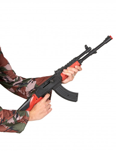 Soldaten geweer Kalasjnikov voor volwassenen-1