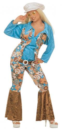 Hippie carnavalskleding voor vrouwen