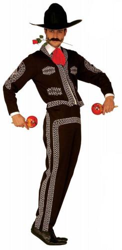 Verkleedkostuum voor heren Spanjaard Feestkleding