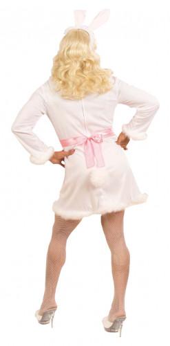 Konijnenkostuum drag queen voor mannen-1