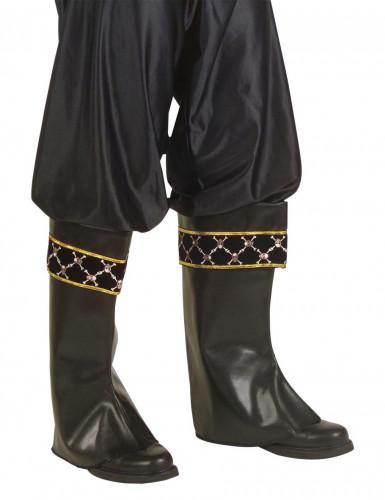 Piratenoverlaarzen voor volwassenen