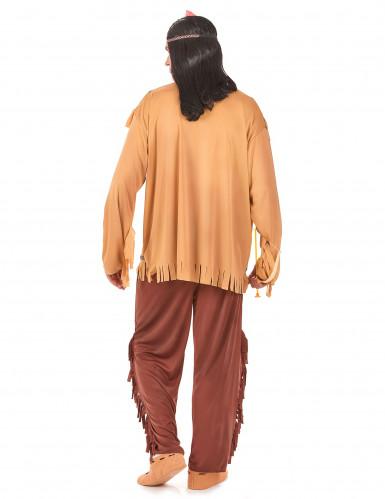 Indiaan kostuum voor mannen-2