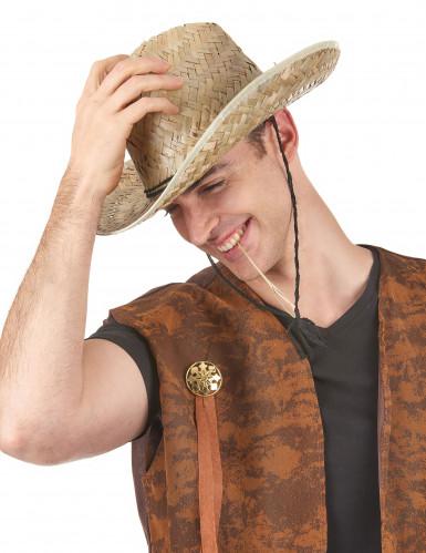 Dallas Bull strohoed voor volwassenen-1