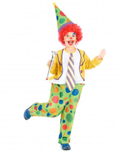 Clown outfit voor jongens