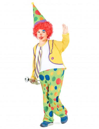 Clown outfit voor jongens-1