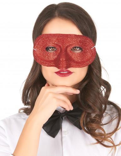 Glittermasker voor volwassenen