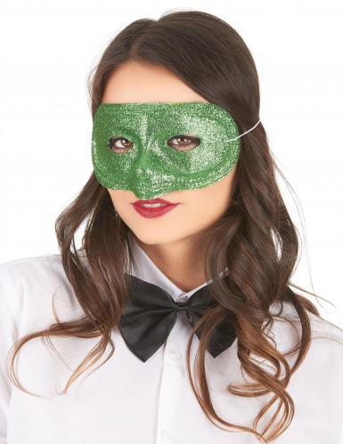 Glittermasker voor volwassenen-1