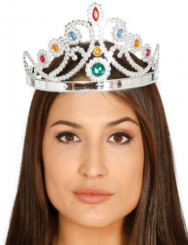 Koningin diadeem voor volwassenen
