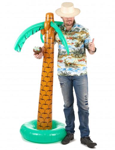 Opblaasbare Hawaiiaanse palmboom-2
