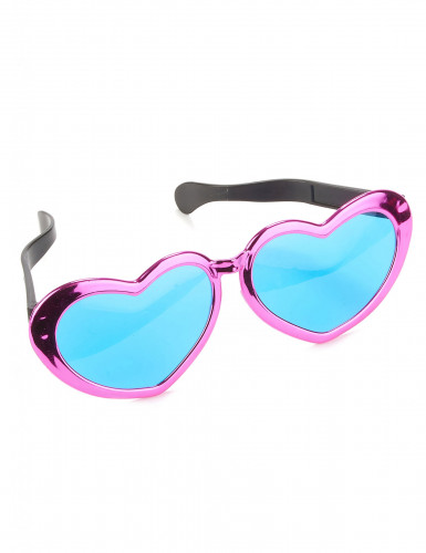 Reuze harten bril voor volwassenen-3